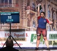 12 медалей жуковских «маршалов» на чемпионате страны!