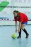 Девушки из Калужского технического техникума победили в мини-футболе