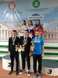 Триумф калужан на чемпионате и первенстве мира в Могилёве!