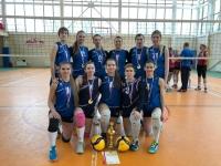 Калужские волейболистки - двукратные чемпионки России!
