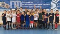 Движение ГТО захватило волной все спортивные школы Калуги