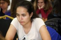 Анна Афонасьева поборолась с именитыми соперницами