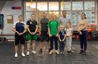 В фитнес-клубе «Area Gym» прошло мероприятие по выполнению нормативов комплекса ГТО