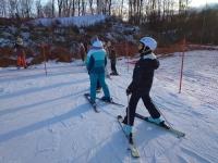 В «Квани» на горных лыжах, сноубордах и «ватрушках» катались сотни калужан!