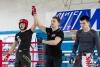 В «Красной звезде» сражались на ринге