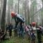 Автотуристы соревновались в Слядневе