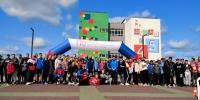 Физкультурный праздник «ГТО для всех и каждого!»  в рамках акции «Урок ГТО»