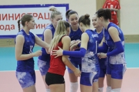 ВК «Обнинск» закрепился на третьей строчке чемпионата страны