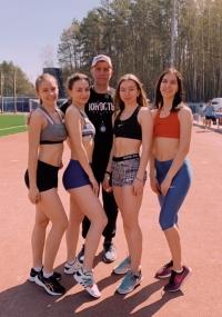 В студенческом фестивале победили физкультурники КГУ