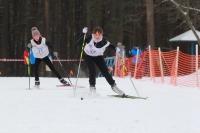 Медали первенства области разыграли 234 лыжника