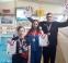 Четыре медали пловцов «Труда»!