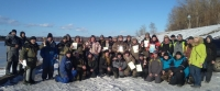 Мормышечники «закрыли сезон» на Калужском «море»