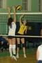 Обнинские студентки – сильнее всех в волейболе