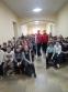 Валерий Кобелев провел мастер-класс для школьников в Мосальске