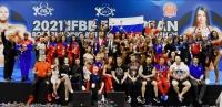 Калужанка помогла сборной России победить на чемпионате Европы по бодибилдингу и фитнесу в Испании!