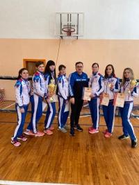 Калужские сборные по торболу стали победителями и серебряными призёрами чемпионата страны!