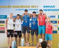 Стояновский и Ярзуткин – двукратные чемпионы страны!