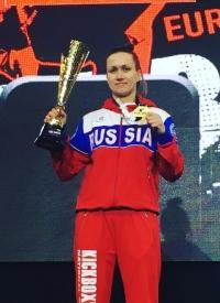 Ксения Мирошниченко – чемпионка Европы!