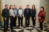 Спортивные журналисты области объединились