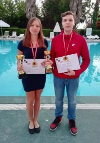 Блистательные победы калужских шашистов в Анталии