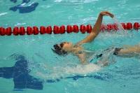 Инвалиды определили победителей в плавании