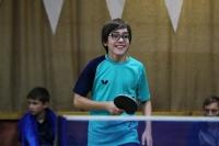Детдомовцы играли в пинг-понг