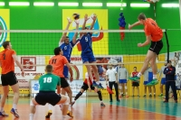 ВК «Ока» проиграл «ИжГТУ-Динамо»