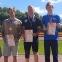 Четыре награды легкоатлетов «Труда» на чемпионате страны!