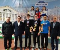 Триумф калужан на чемпионате России!