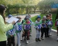 Первые спортивные успехи ребят из детских садов «Журавушка» и «Росинка»