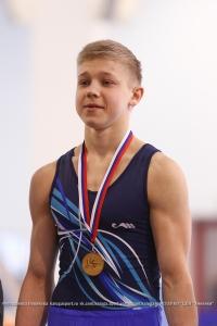«Бронза» обнинца на Кубке России!