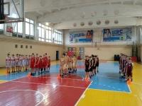 В «Красной звезде» прошёл традиционный баскетбольный «Рождественский турнир»