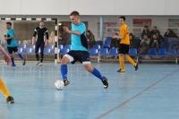 Будущие зодчие сильны в мини-футболе