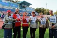 Более 150 человек выполнили нормативы ГТО на фестивале  в Калужской области