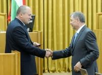 На заседании правительства области подвели итоги спартакиады и сдачи норм ГТО