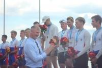 Десять наград калужан на «Московской регате»