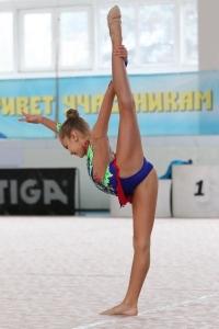Около 600 гимнасток выступили в Анненках