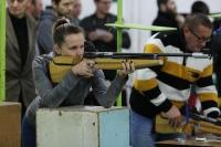 В стрельбе первенствовали руководители Сухиничского и Думиничского районов