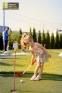 В Калуге впервые состоялся детский турнир по мини-гольфу