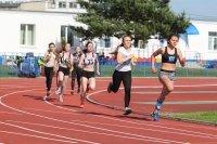 На «Юности» состязались 179 легкоатлетов