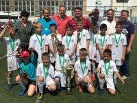 «Серебро» и «бронза» наших футболистов в Белгороде