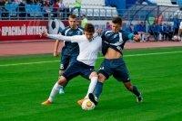 ФК «Калуга» стартовал с победы в Волгограде
